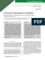 Diagnostico y Cromosopatas