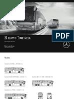Mercedes Benz Tourismo 2 Spanisch 0917