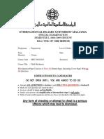 Mec2910-Final Exam Sem i 08-09