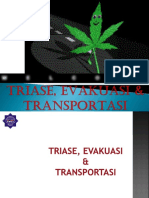 Triage Evakuasi Transportasi 2