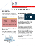food safety for people with diabetes  ebr-45