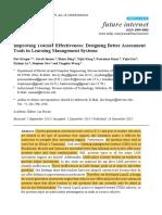 improving teacher effectiveness- rfs
