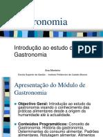 1. Introducao Ao Estudo Da Gastronomia