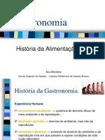 2. Historia Da Alimentacao e Determinantes Do Consumo Alimentar