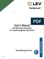 LEV Manual de Usuario