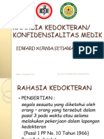 1. dr. Edward rahasia kedokteran seminar IDAU.ppt