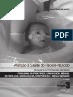 Atenção saúde do RN v3 problemas respiratórios, cv, metabólicos, ortopédicos, neurológicos e dermatológicos.pdf
