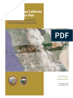 The 2008 Baja California Border Master Plan Disaster