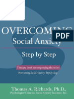 Overcoming Social Anxiety - Step by Step