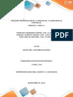 Tarea 4 - Adquirir Información de la Unidad No. 3 Fundamentos Contables.
