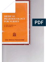 Medial Pharmacology for Nurses