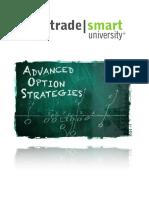 Advanced Option Strategies Notebook