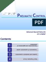 Pneumatic - Basic in Designing Control Circuit