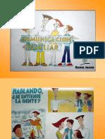 Presentación Comunicación Familiar