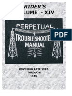 Perpetual Troubleshooter's Manual - Vol 14 (1942-1945) - John F. Rider
