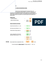 Appendix a.2 Water TWorks Capacity Checks