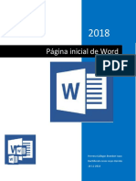 Parte Inicial de Word Descripcion
