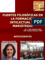 Diapositivas Sobre Mariátegui