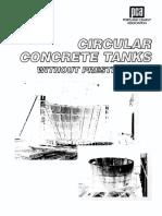 circular tank