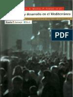 11 Y Courbage. Poblacion y Desarrollo en El Mediterraneo (1)