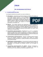 Maquinas_Electricas Clasificacion
