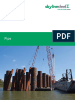 Steel Pipe Brochure En