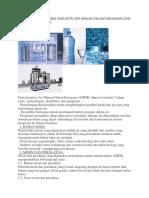 Persyaratan Teknis Industri Air Minum Dalam Kemasan Dan Perdagangannya