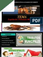 Legislacion Tributaria Municipal
