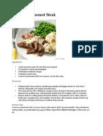 Steak Protocol