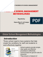 principles of school management