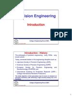 Precision Engineering 1