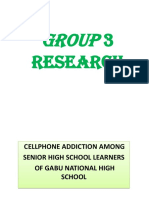 Powerpoint Cellphoneaddiction
