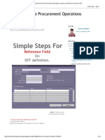 How to Use Reference Field on DFF