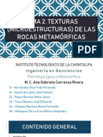 Tema 2. Texturas de rocas metamórficas.pptx