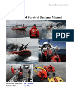 Rescue and Survival Systems Manual