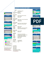 HZCIS Calendar 2019-20