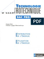 Technologie ElectroTech BacPro Tome 1