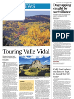 Local News- Touring Valle Vidal
