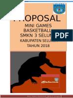 Proposal Perbasi 2017