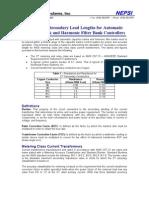 Allowable CT Lead Lengths
