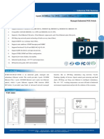 It Ips 618 Im 2f 4 Poe Datasheet - SWITCH ETHERNET POE INDUSTRIAL