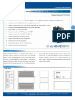 It Ips 7110 Im 2gc 4 Poe Datasheet - SWITCH ETHERNET POE INDUSTRIAL