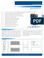 It Ips 716 Im 2gc 4 Poe Datasheet - SWITCH ETHERNET POE INDUSTRIAL