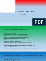 Administrative Action5