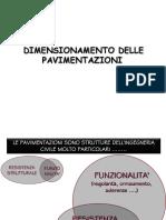 01_lucidi-Progetto Pavimentazioni - Introduzione