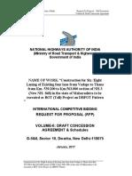 DCA_TV development manual for 4 lane highway