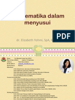 14. Dr. Elisabeth Yohmi, SpA, IBCLC - Masalah Menyusui Pada Ibu Dan Bayi