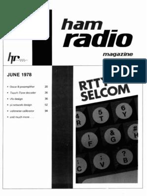 Ham Radio | Neutrino | Particle Physics
