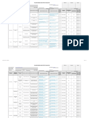 FMEA FOR INJECTION MOLDING   Business Process   Technology
