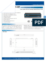 IT-ES1028-IU-4GS-20F_100-240VAC_Datasheet - SWITCH ETHERNET UNMANAGED INDUSTRIAL